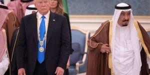 Trump: Suudi'yi savunmak için yırtınıyoruz!