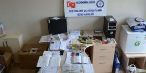 Gaziantep'te hırsızlık ve tefeci operasyonu