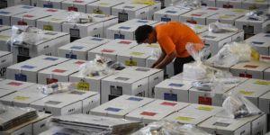 Endonezya'daki seçimlerde 367 görevli aşırı yorgunluktan öldü