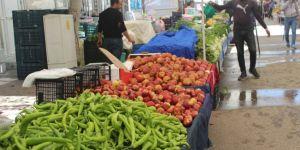 Yerli ürünler çıktı, sebze ve meyve fiyatları düştü