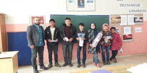 Siyer Sınavında Çınar'da dereceye girenlere ödüller verildi
