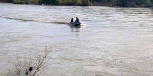 Cizre'de Dicle Nehrinde kaybolan ceset 16 sün sonra bulundu