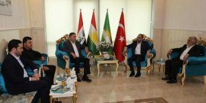 HÜDA PAR yurt dışında ilk temsilciliğini Erbil'de açtı