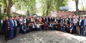 Hilvan Belediyesinde 1 Mayıs kutlandı