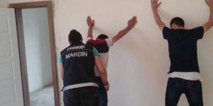 Mardin'deki uyuşturucu operasyonlarında 11 kişi tutuklandı