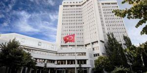 Dışişleri Bakanlığından Güney Kıbrıs tepkisi