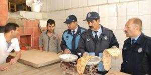 Bitlis Belediyesi Ramazan öncesi fırınlar denetledi