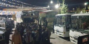 Edremit'te 133 göçmen yakalandı