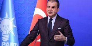 AK Parti Sözcüsü Çelik: Sürece saygı gösteren sonuca da saygı gösterir