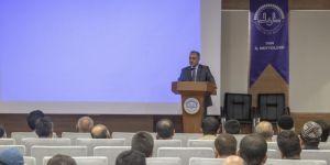 Van'da Gençliğe Değer Projesi konulu seminer düzenlendi