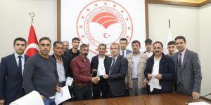 Diyarbakır'da hayvan sağlığı alanında eğitim semineri verildi
