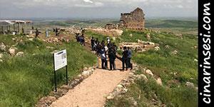 Zerzevan Kalesi ziyaretçilerini ağırlamaya hazırlanıyor