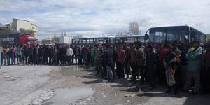 Van'da 213 düzensiz göçmen yakalandı