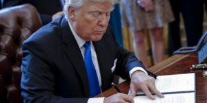 Trump'tan İran'a yeni yaptırımlar!