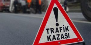 Malatya 2. Organize Sanayi Bölgesi'nde işçileri taşıyan minibüs devrildi: 10 yaralı