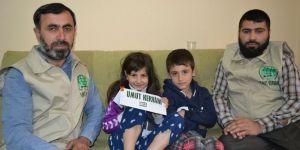 Bursa Umut Kervanı bir aileye daha umut oldu