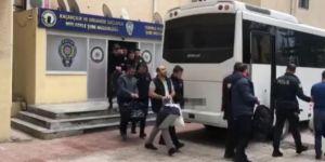 Şanlıurfa'da FETÖ operasyonu: 5 tutuklama