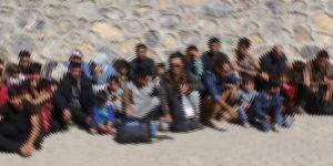 Bingöl'de nisan ayında 310 göçmen yakalandı