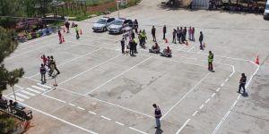 Mardin'de trafik haftası etkinlikleri