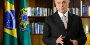Brezilya eski Devlet Başkanı Michel Temer yolsuzluktan tutuklandı