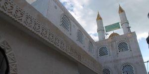 Cizre'de yapımı tamamlanan Erzen Cami ibadete açıldı