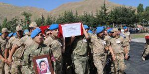 Anne ile bebeğini katleden PKK'li Yüksekova'da yakalandı