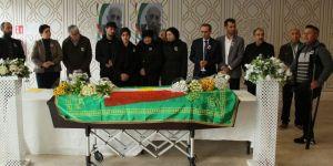 Kızıl Kürdistan'ın kurucusu Mustafayev son yolculuğuna uğurlandı