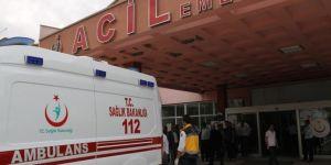 Silopi'de patlama: 3 korucu yaralı