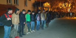 Ağrı'da 19 günde 1097 göçmen yakalandı