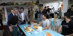Mardin'de öğrenci pansiyonlarına ramazan denetimi