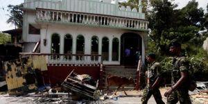 Mosques attacks in Sri Lanka