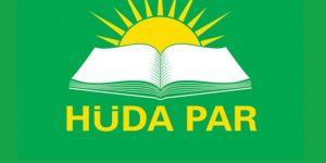 HÜDA PAR'dan İBB seçimlerine ilişkin açıklama