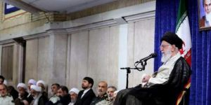 Ayetullah Hameney: İran halkının seçimi kesin direniştir