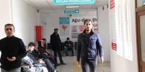 Mardin'de doktoru darp eden güvenlik görevlisi açığa alındı