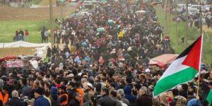 Million people attend Big Return March in Gaza