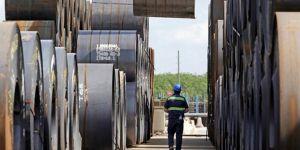 Çelik ithalatında Türkiye'ye vergi indirimi