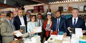 Güneydoğu'nun en büyük kitap ve kültür günleri başladı