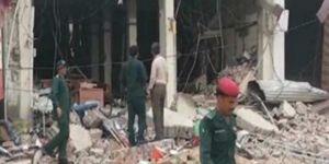 Pakistan'da patlama: 20 ölü