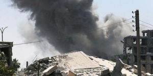 Rakka'da 20 PKK'li öldürüldü