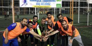 HÜDA PAR Konya İl Gençlik Kollarından Kardeşlik Turnuvası
