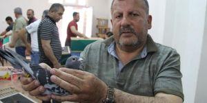 Diyarbakır'da güvercin meraklıları posta güvercini yetiştiriyor
