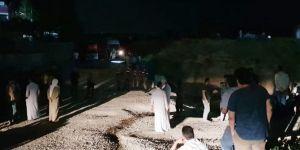 Mardin'in Kumlu Mahallesi'nde kaybolan 5 yaşındaki çocuğun cesedi derede bulundu