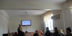 Diyarbakır'da tarım personeline eğitim verildi