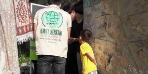 Kozluk'ta ramazan kolileri ihtiyaç sahiplerine ulaştırılıyor