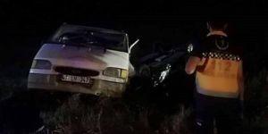 Midyat'ta trafik kazası: 1 ölü