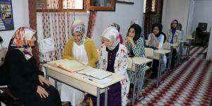 Bingöl'de işitme ve görme engellilerin Kur'an aşkı imrendirdi