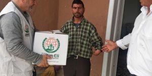 Avrupa Yetim Eli yardım çalışmalarını aralıksız sürdürüyor