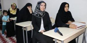 Bingöl'de görme engelli kardeşlerin Kur'an aşkı