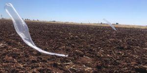 Viranşehir'de şüpheli balon paniği