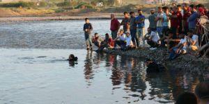 15 gün önce terhis olan genç Bismil'de Dicle Nehri'nde boğuldu